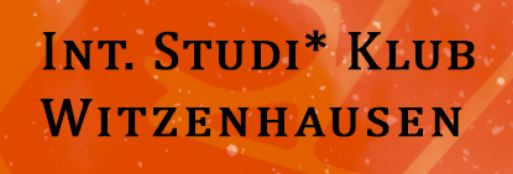 Internationaler StudentInnen Klub Witzenhausen Logo
